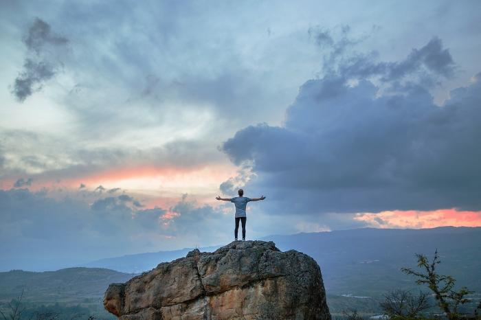 Embracing The Momentum ofAccomplishment