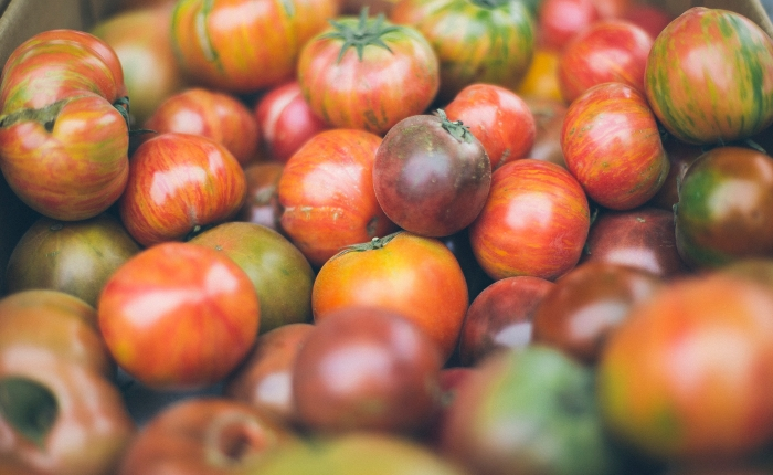 What A Tomato Can Teach You About Loving Yourself